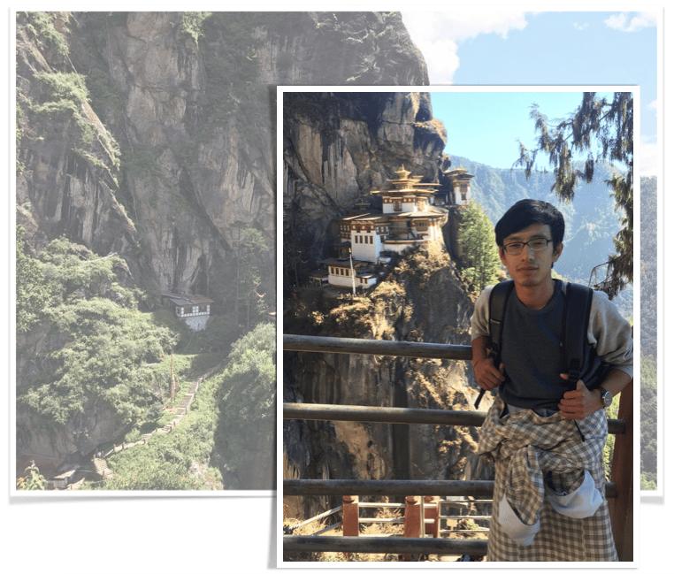 Tashi Nidup - Amedewa Tours and Trek