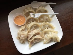 Momo (Dumplings) Bhutanese Food