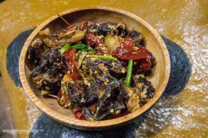 Shakam Paa Bhutanese Food
