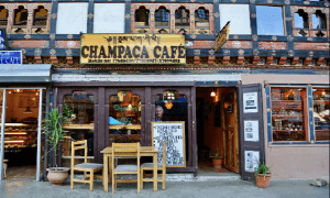 Cafes Pubs in Paro