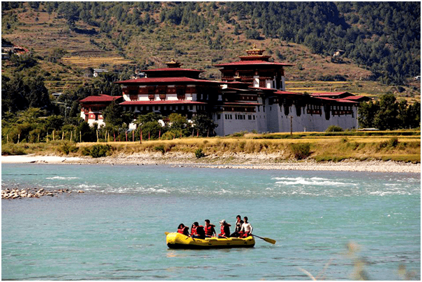 River Rafting in Punakha - Amedewa Tours & Trek