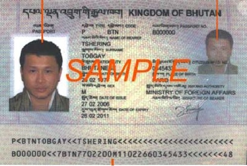 bhutan travel visa agent