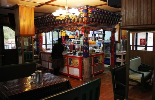 Restaurants on the way to Thimphu - Amedewa Tours & Trek