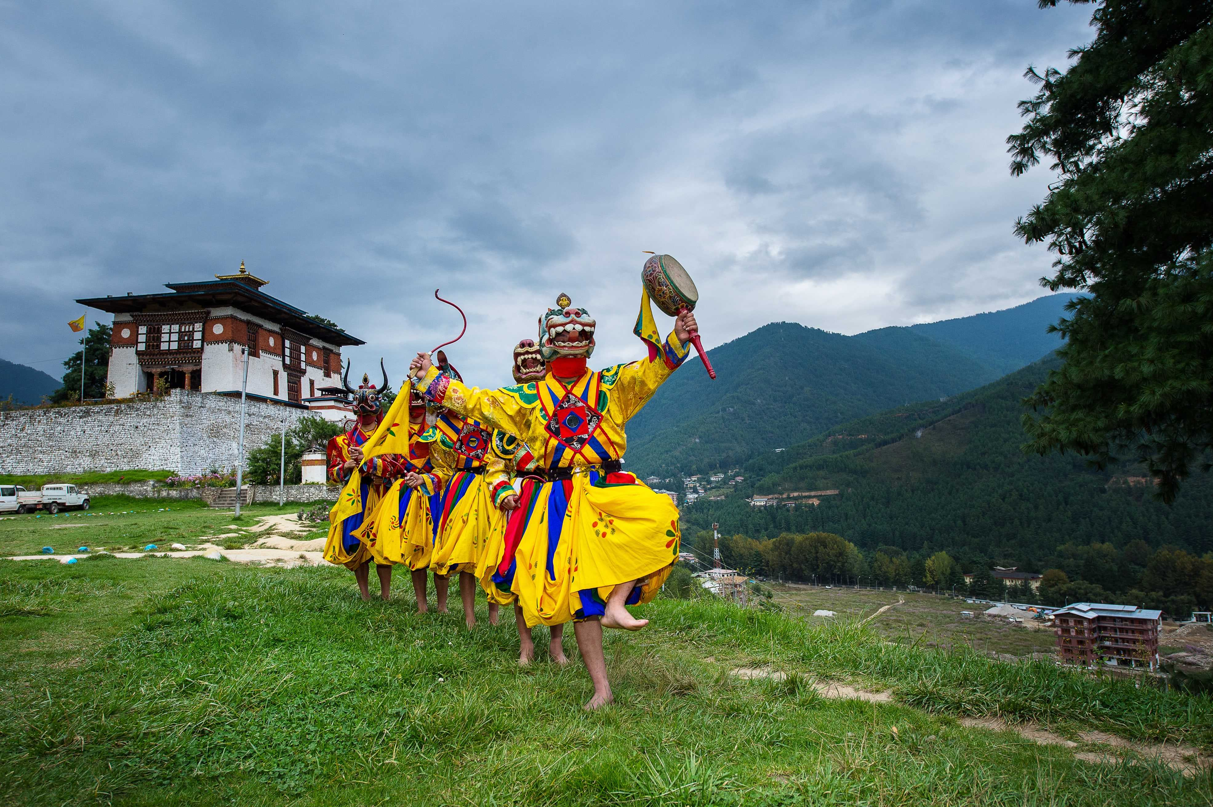 Bhutan Festivals Calendar 2020 | Travel To Bhutan | Amedewa Tours