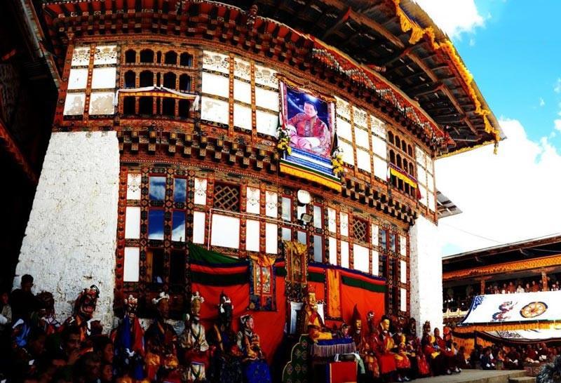 Bumthang Kurjey Tsechu Festival - Amedewa Tours