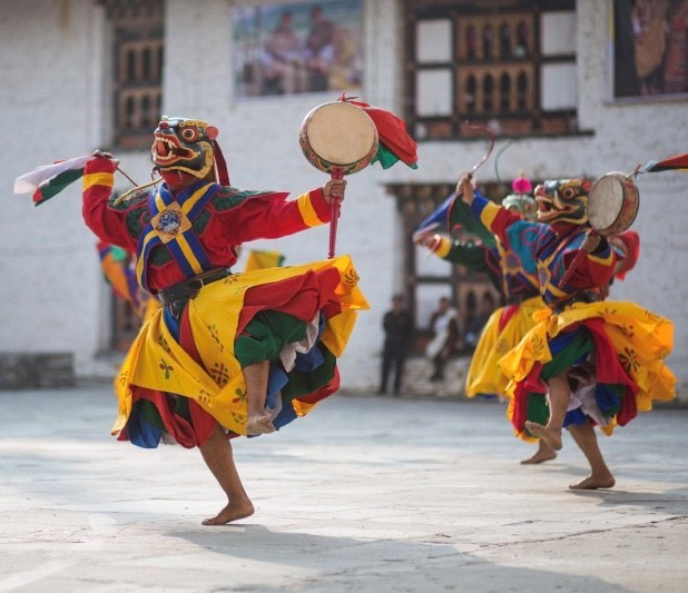 Gomkora Festival - Amedewa Tours and Trek