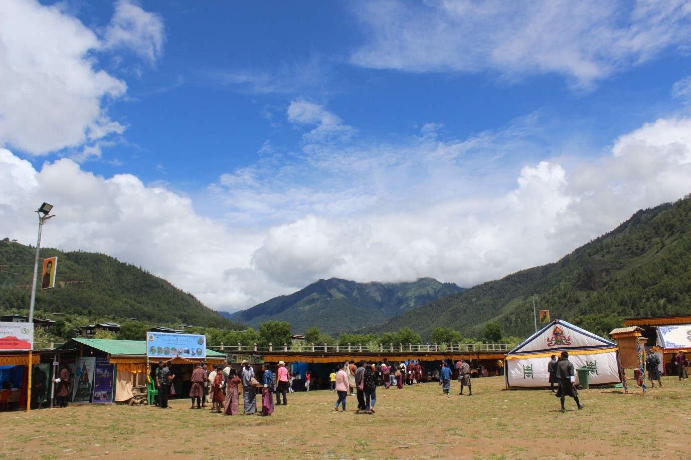 Haa Summer Festival - Amedewa Tours and Trek