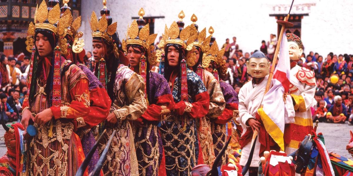 Jambay Lhakhang Drup - Amedewa Tours and Trek