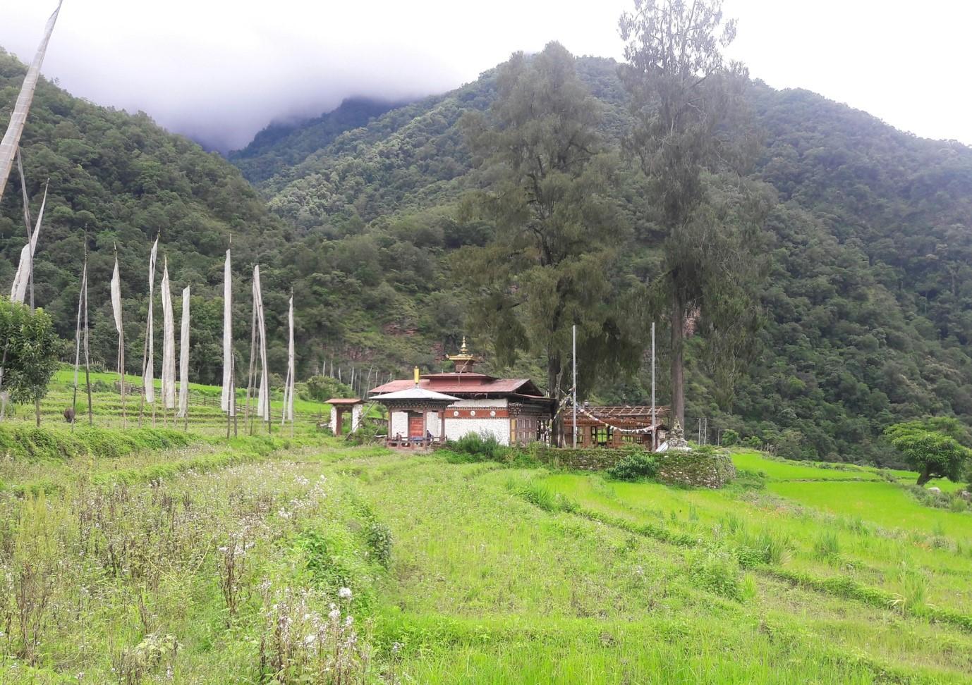 Nabji Lhakhang Drup - Amedewa Tours and Trek