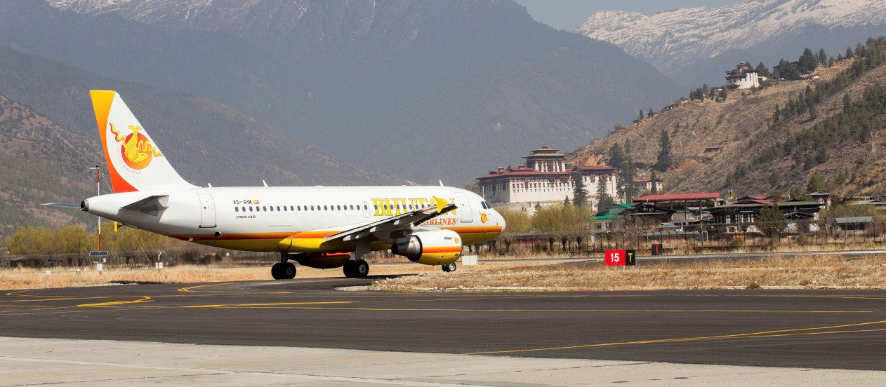Paro International Airport - Amedewa Tours