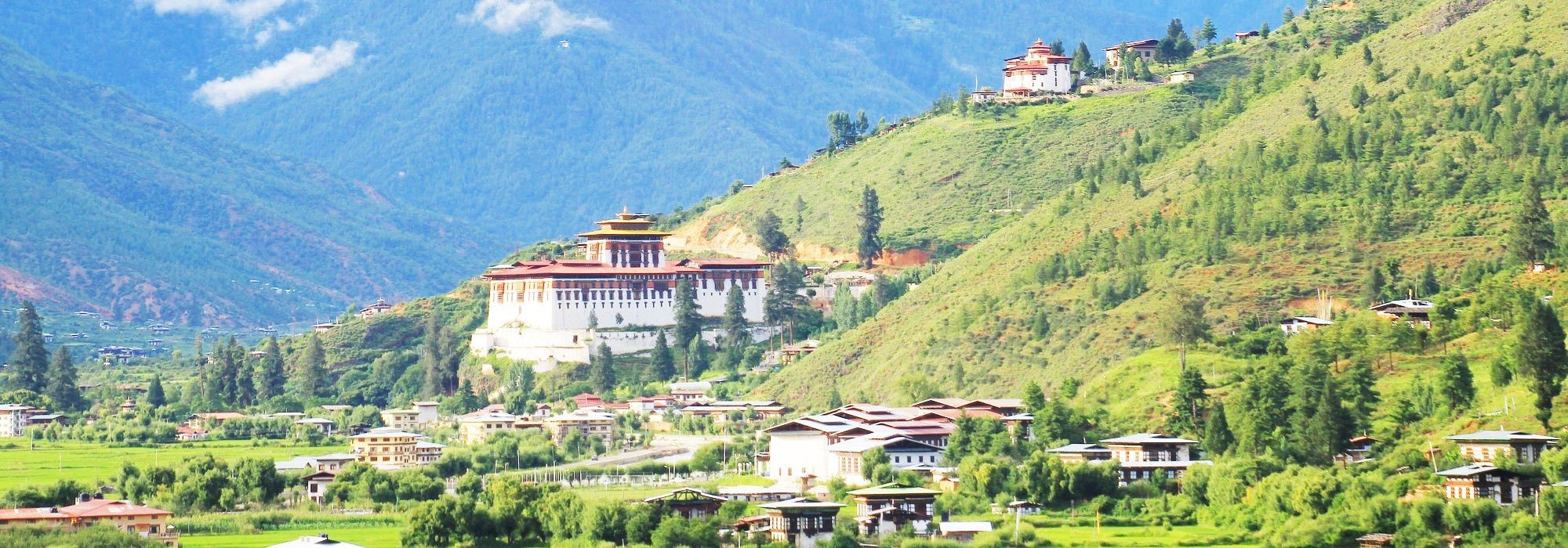 Paro Ringpung Dzong - Amedewa Tours
