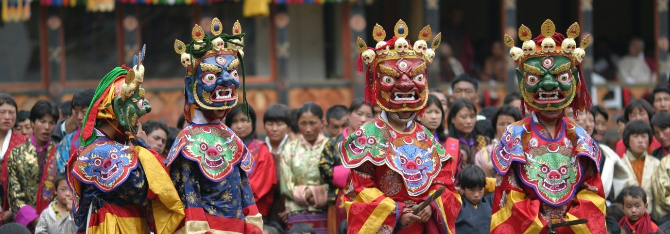Paro festival - Amedewa Tours