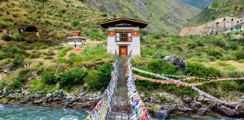 Punakha to Paro - Amedewa Tours