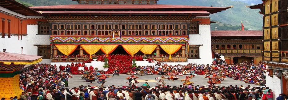 Thimphu Drubchen Festival - Amedewa Tours and Trek