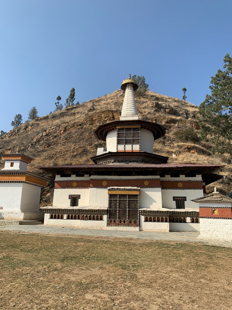 Dumste-Lhakhang-Buddhist-temple-Attraction-in-Paro