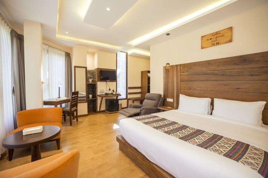 Hotel Norpheling _Hotel in Thimphu_ Room JPG