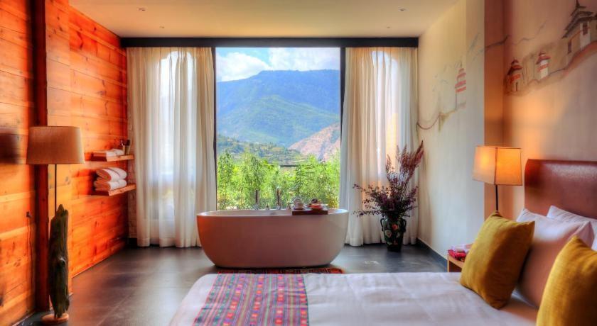 The Postcard Dewa _ Luxury stay in Bhutan Rooms